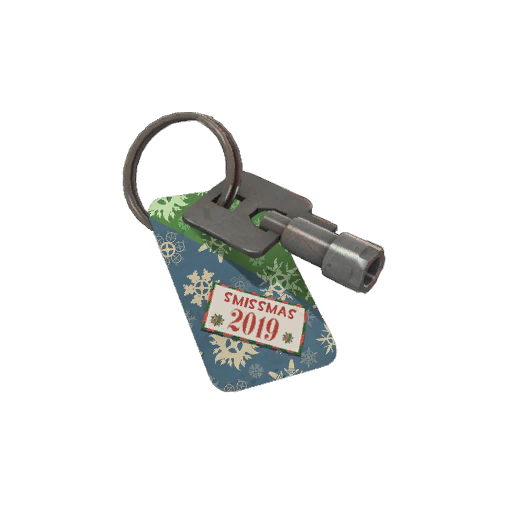 Winter 2019 War Paint Key