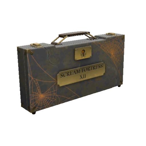 Scream Fortress XII War Paint Case