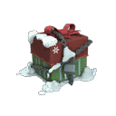 Quality 6 Nice Winter Crate (5071)