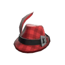 Tartan Tyrolean