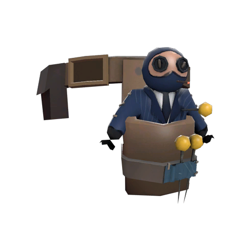 The Itsy Bitsy Spyer #640