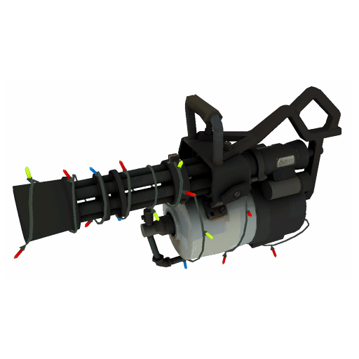 Schema Festive Minigun