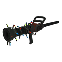 Gore-Spattered Festive Medi Gun