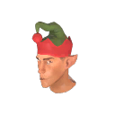 """Elf party hat"""