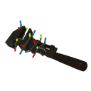 Spectacularly Lethal Festive Wrench