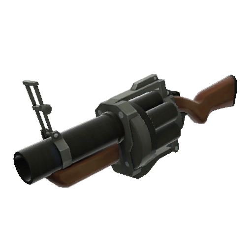 Schema Grenade Launcher