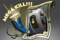Mythical Mega-Kills: GLaDOS