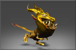 Immortal Golden Greevil