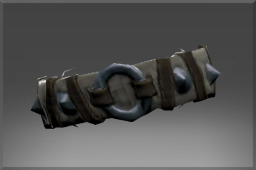 Inscribed Berserker's Belt