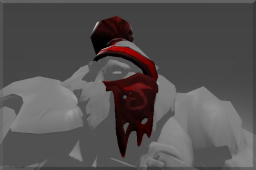 Base Uncommon Red Mist Reaper's Mask