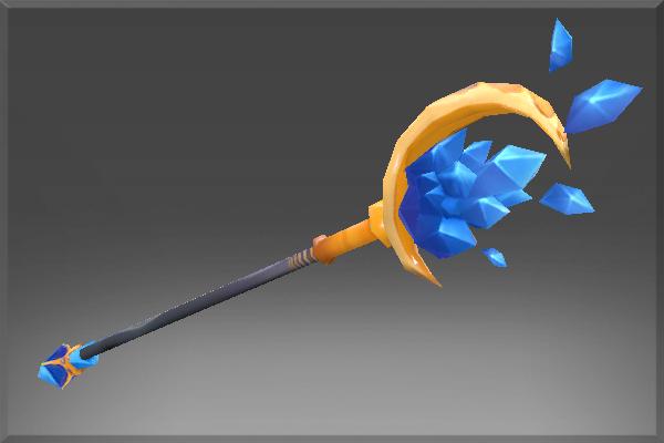 Frostiron Sorceress Stab