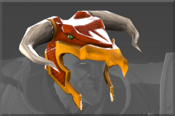 Inscribed Wyrm Helm of Uldorak