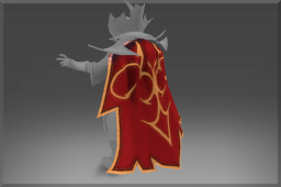 Inscribed Cape of the Burning Cabal