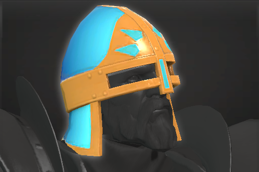 Schema Helm of the Radiant Crusader