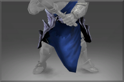 Rare Skirt of the Flameguard