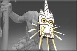 Rare Tribal Totem Mask
