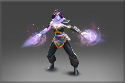 Rare The Deadly Nightshade Set