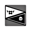 CUBE N SKULL FLAGS