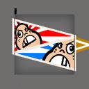 1 2 3 KICK IT FLAG
