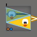 TOKI TORI FLAG