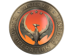 Operation Phoenix Challenge Coin