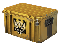Open Huntsman Case case CS:GO