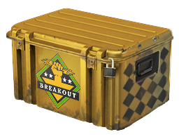 Open Breakout Case case CS:GO