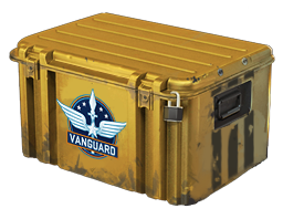 Open Vanguard Case case CS:GO