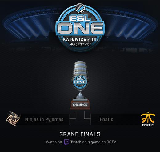 ESL One Katowice 2015: Grand Final