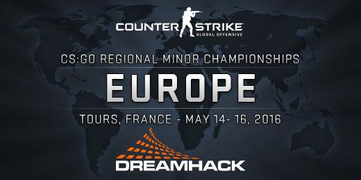 Regional Minor Championship: Europe