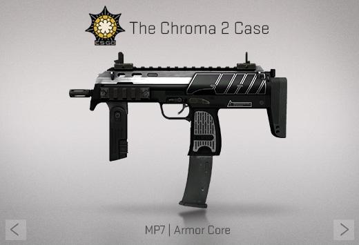 Chroma Case Contents