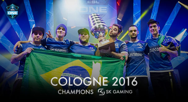 Cologne 2016 – Champions