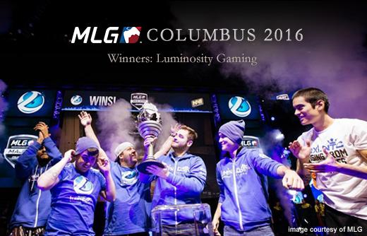 MLG 2016 Luminosity