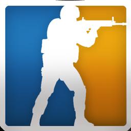 Съревнователното лого на CS:GO