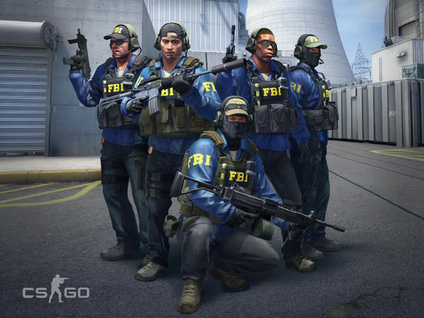 Новите модели за ФБР в CS:GO