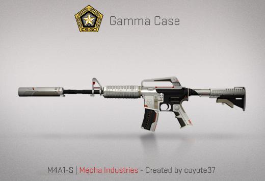 counter strike global offensive gamma exposure