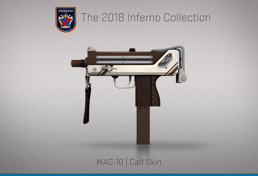 "Колекцията ""Inferno 2018"" — MAC-10 