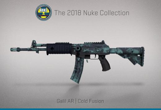 "Колекцията ""Nuke 2018"" — Galil AR | Студен термоядрен синтез | Cold Fusion"