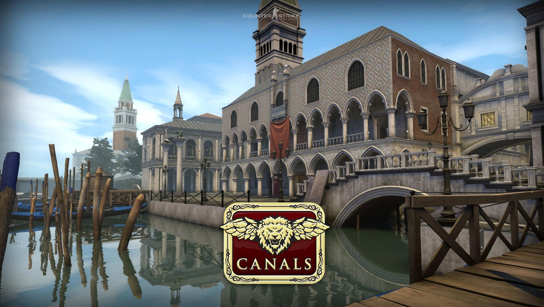Counter Strike: Global Offensive » Take a trip to the Canals