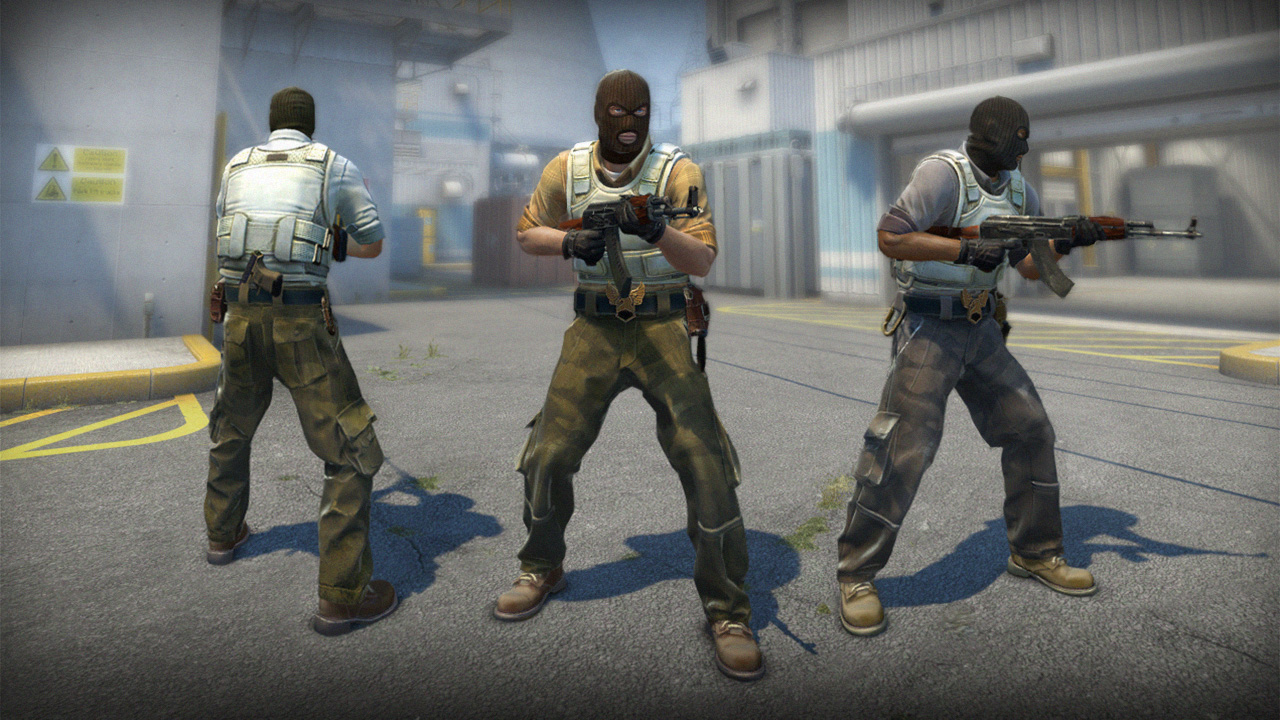 Counter Strike Global Offensive Take A Trip To The Canals