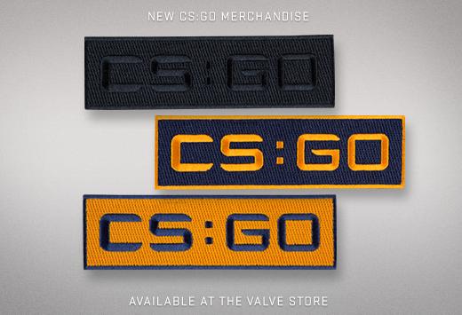 CS:GO тематични нашивки от Valve магазина