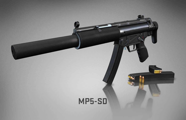 НовотооръжиевCS:GO—MP5съсзаглушител