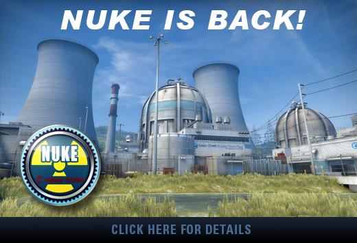 Завръщането на картата Nuke