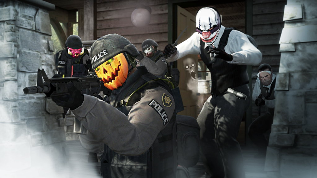 halloween 2014 update - Tf2 Halloween Masks