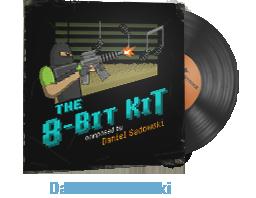Музикален комплект | Daniel Sadowski — The 8-Bit Kit