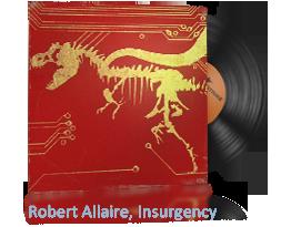 Музыка для сокрушения врагов. Пусть они бегут от вас под аккомпанемент от Роберта Аллэра.