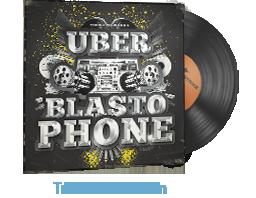 Музикален комплект | Troels Folmann — Uber Blasto Phone