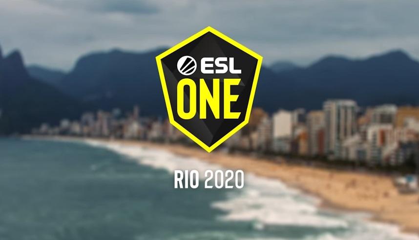 Първият значителен CS:GO шампионат на ESL ONE в Рио де Жанейро през 2020