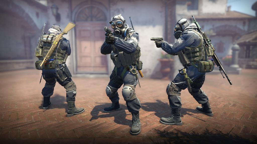CS:GO SAS Контра-Терористи