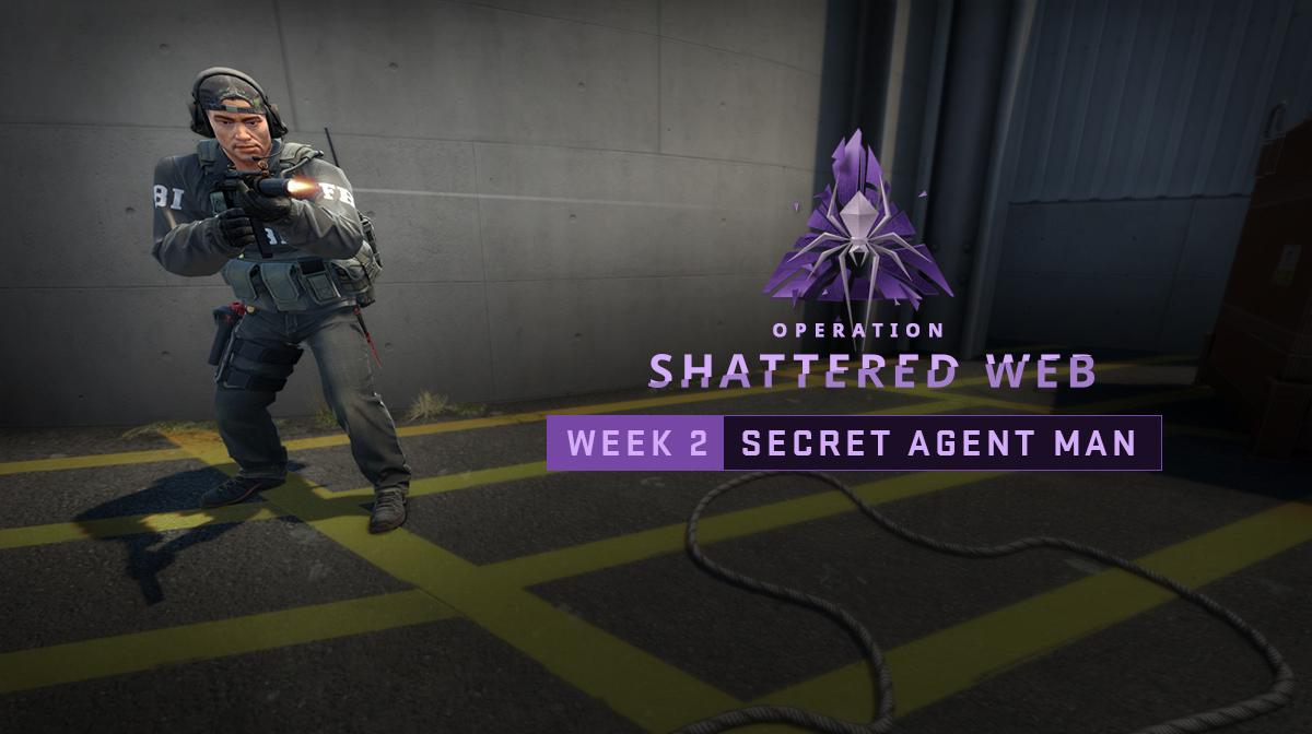 """II седмица от операция """"Разбита мрежа"""" с колекция от нови мисии — """"Таен агент"""""""